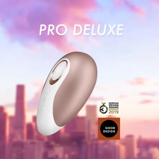 Обзор стильного Satisfyer Pro Deluxe