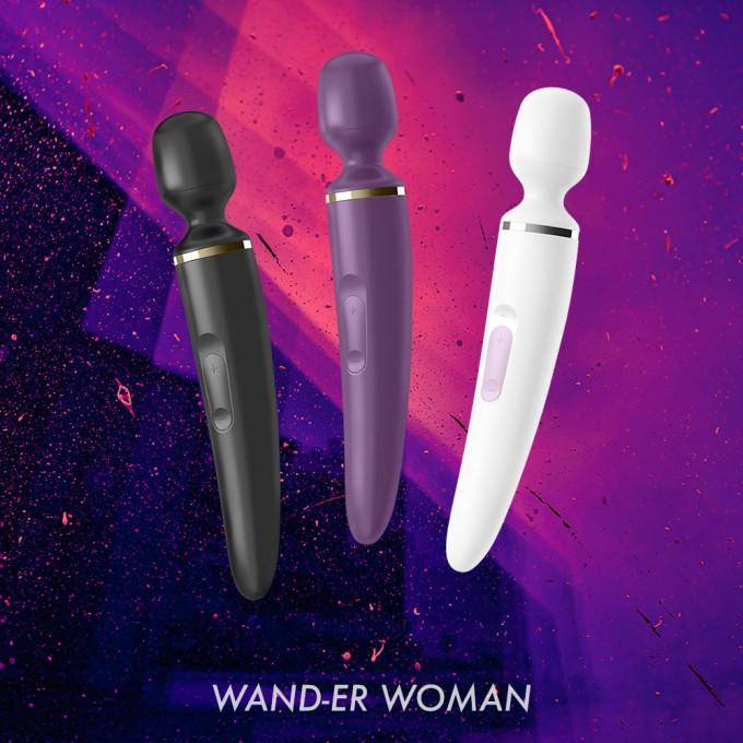 Wand-er Woman: обзор волшебной палочки от Satisfyer