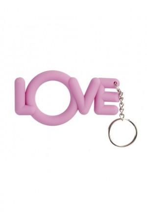 Эрекционное кольцо Love Cocking розовое