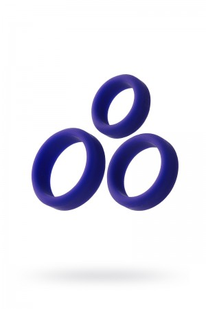Эрекционное кольцо A-toys by TOYFA, фиолетовый