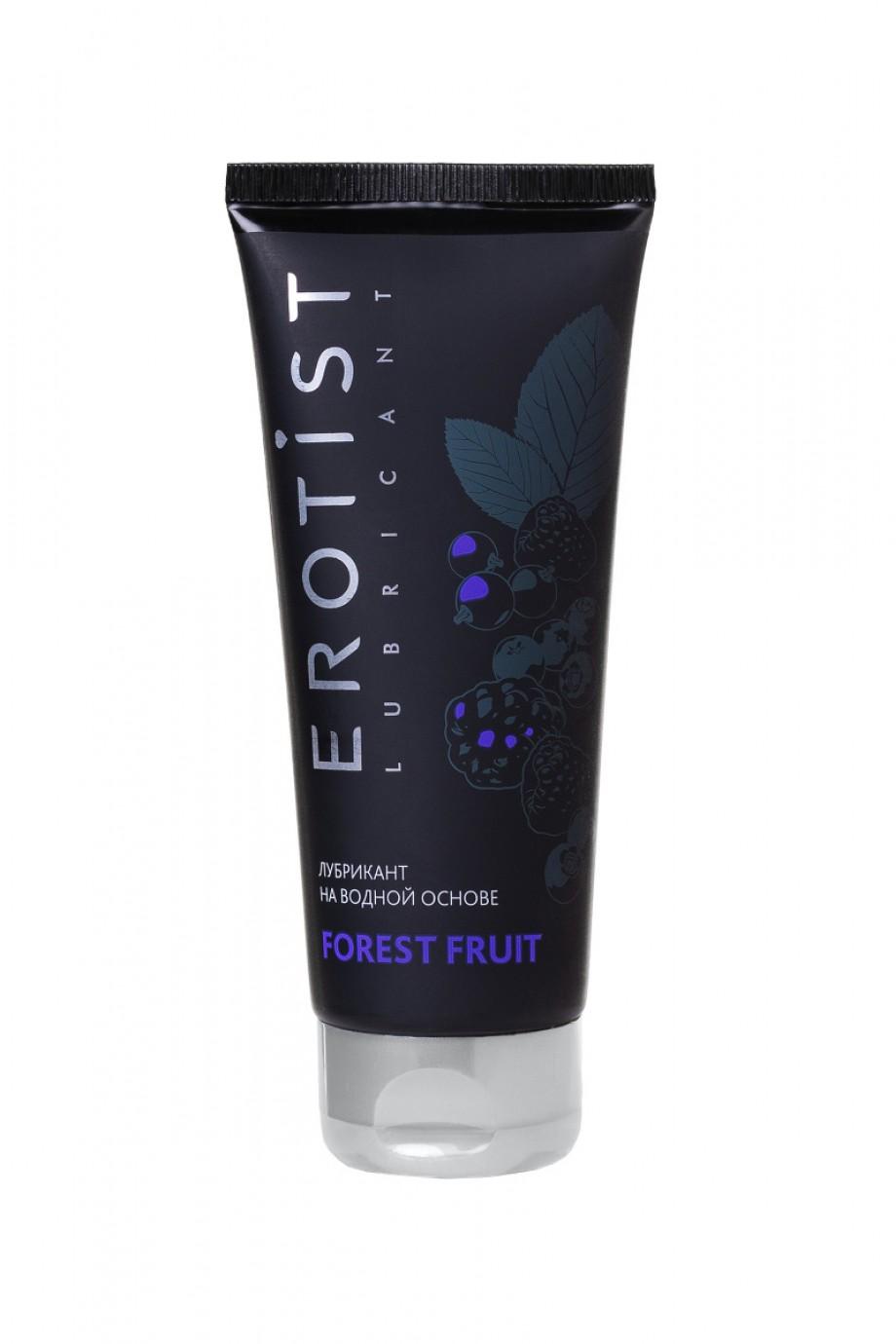 Лубрикант Erotist на водной основе FOREST FRUIT, 100 мл
