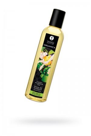 Возбуждающее массажное масло Organica /Зеленый чай/ 250 мл