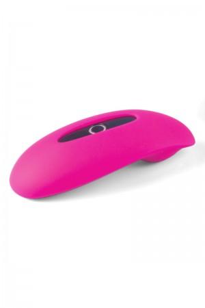 Клиторальный стимулятор Magic Motion CANDY,розовый
