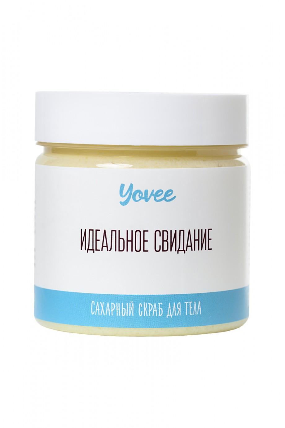 Скраб для тела Yovee by Toyfa «Ароматный», с ароматом дыни