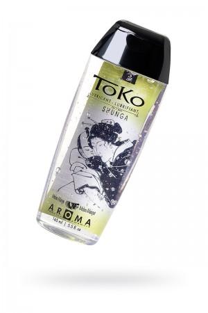 Лубрикант Shunga Toko Aroma со вкусом дыни и манго, 165 мл