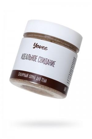 Скраб для тела Yovee by Toyfa «Бразильский», с ароматом кофе