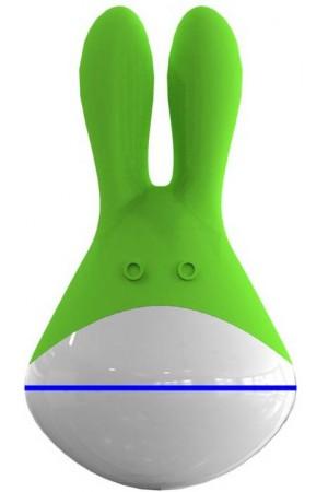 Массажер Totoro зеленый 9 см