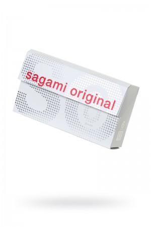 Презервативы Sagami Original 0.02, 6 шт