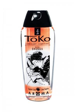 Лубрикант Shunga Toko Aroma со вкусом мандарина, 165 мл