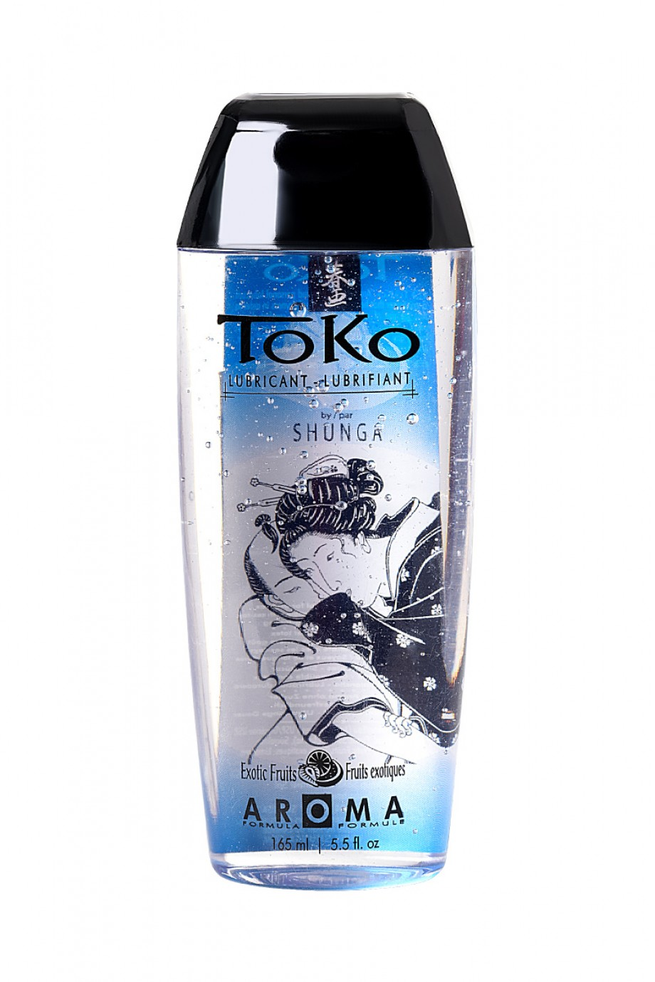 Лубрикант Shunga Toko Aroma со вкусом экзотических фруктов, 165 мл
