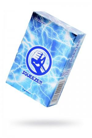 Презервативы латексные Sagami Squeeze, 5 шт