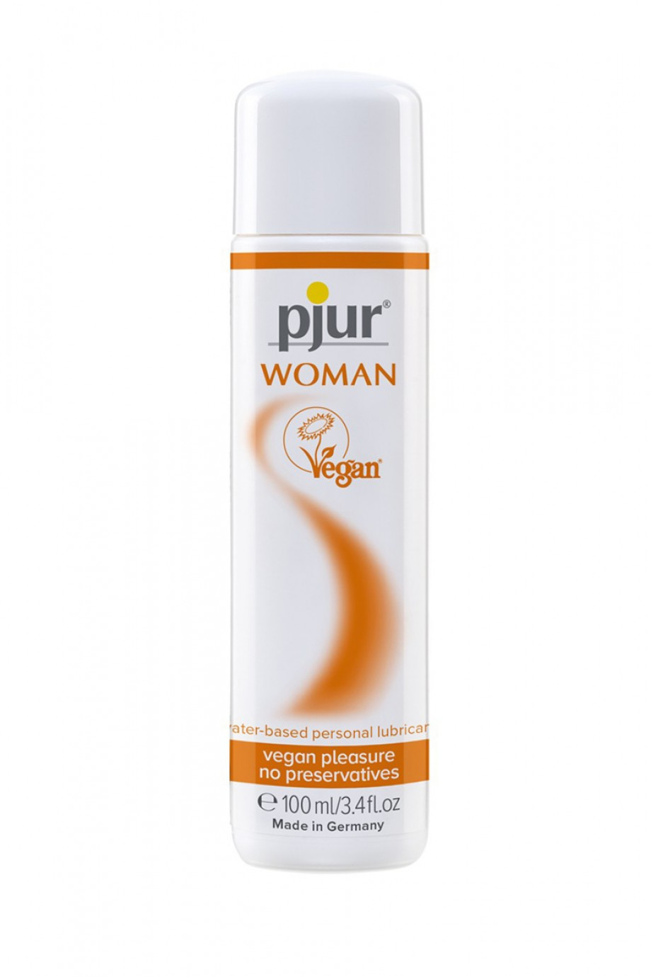 Лубрикант Pjur Woman Vegan, 100 мл