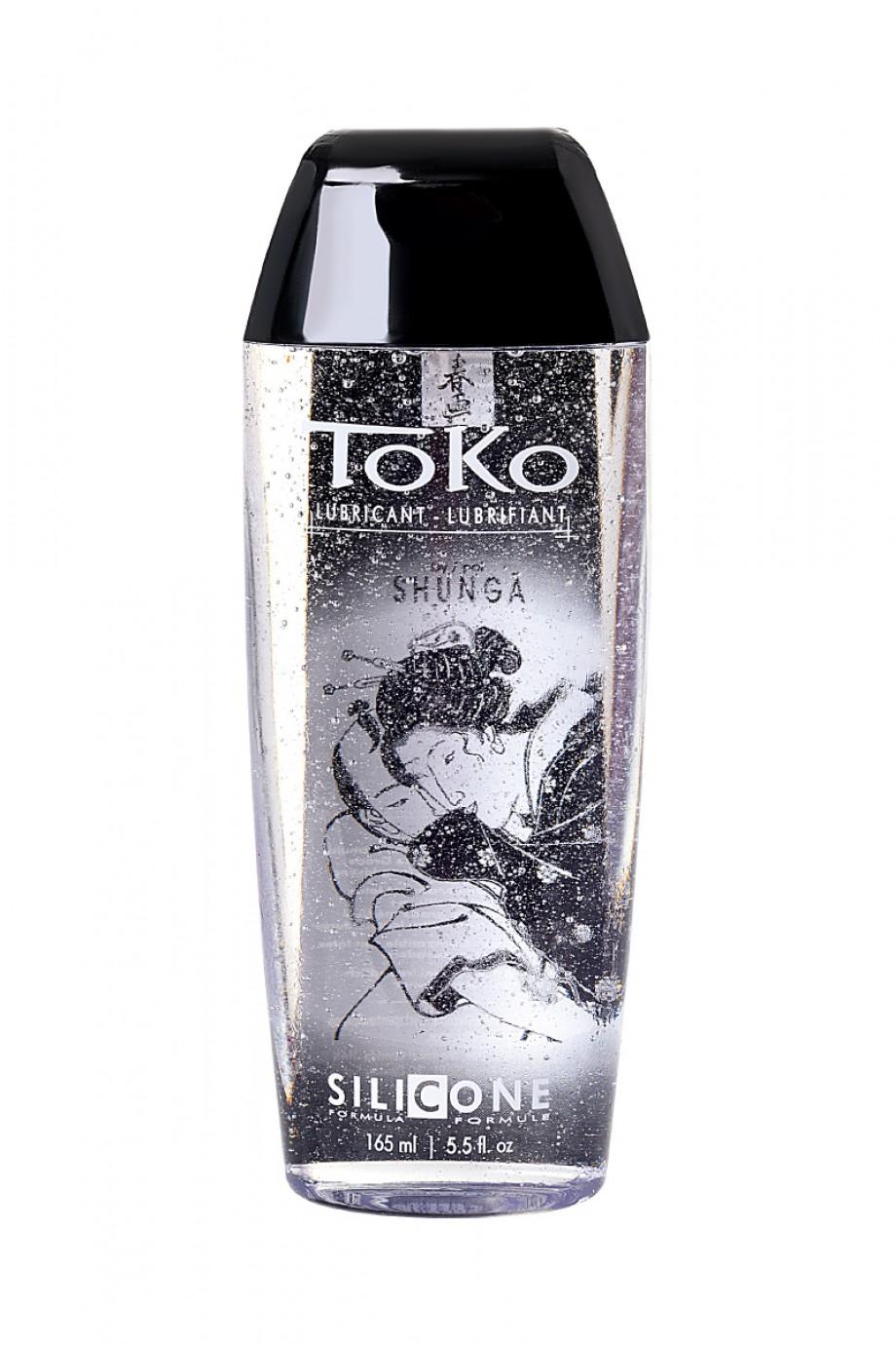 Лубрикант Shunga Toko Silicone, 165 мл