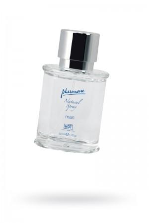 Мужские духи Natural Spray с феромонами, 50 мл