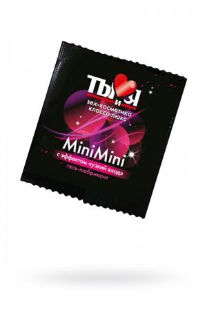 Гель-лубрикант Ты и Я MiniMini для женщин