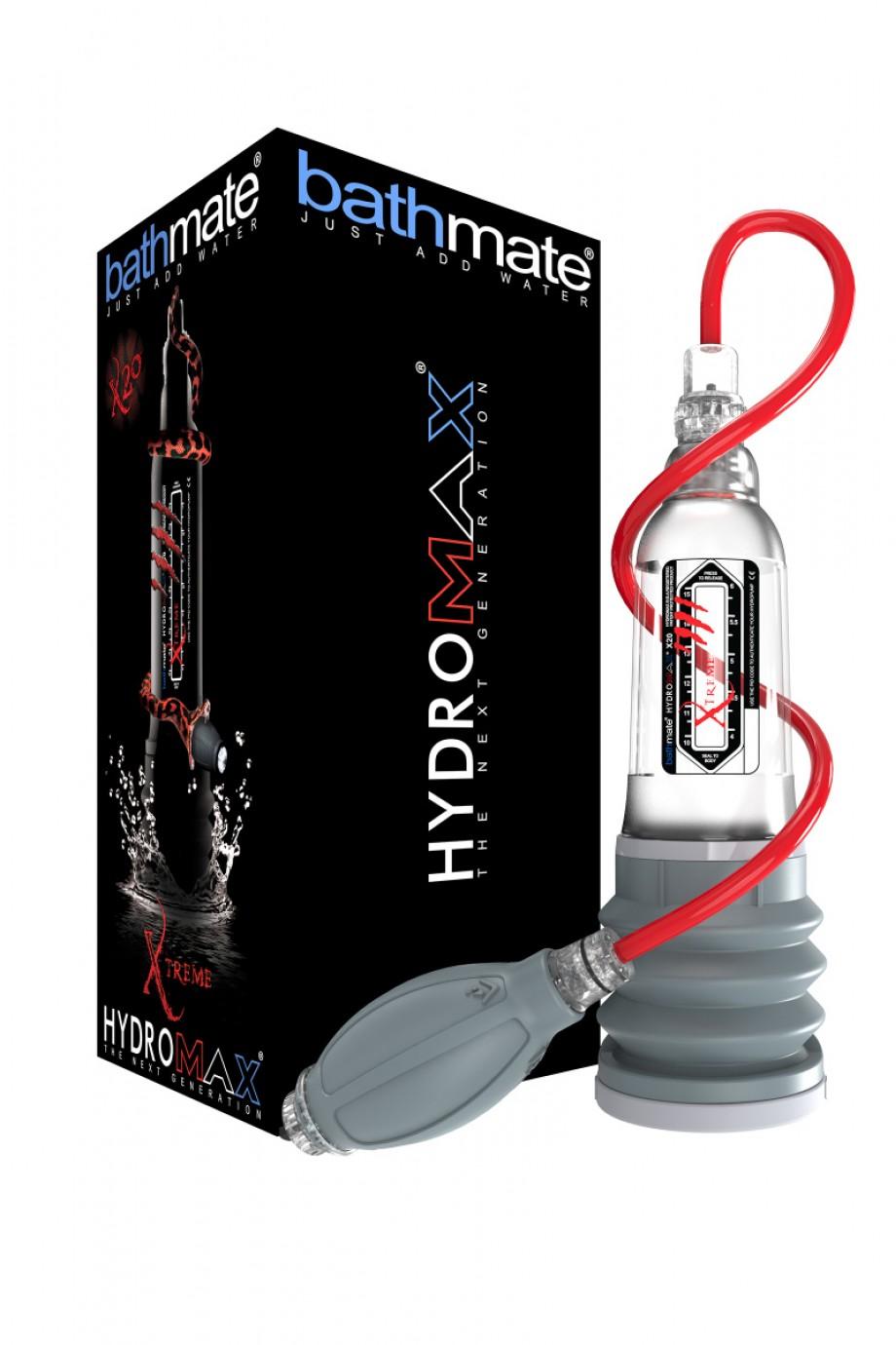 Гидропомпа Bathmate Hydromax Xtreme X20
