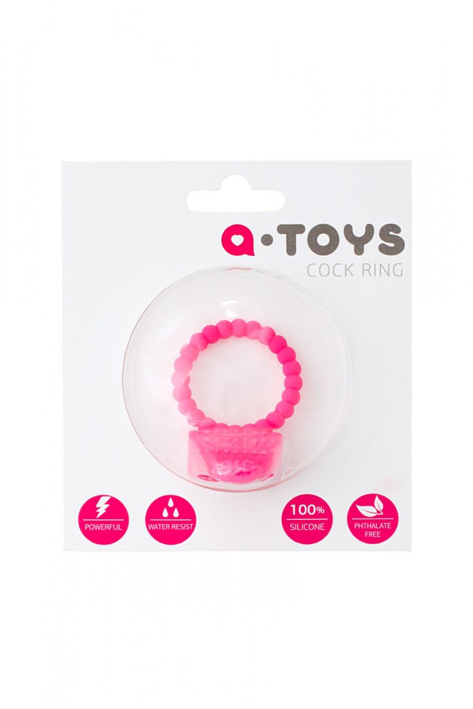 Виброкольцо A-toys by TOYFA