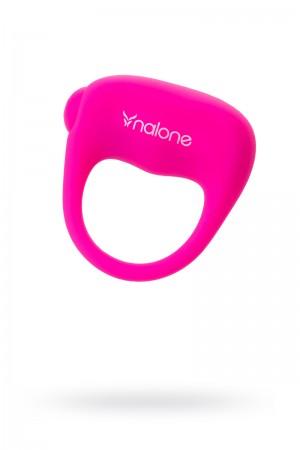 Эрекционное кольцо Nalone Ping, розовый