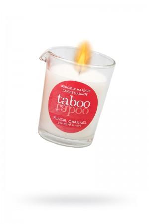 Массажное аромамасло RUF Taboo Plaisir charnel, с афродизиаками для женщин, какао, 60 г