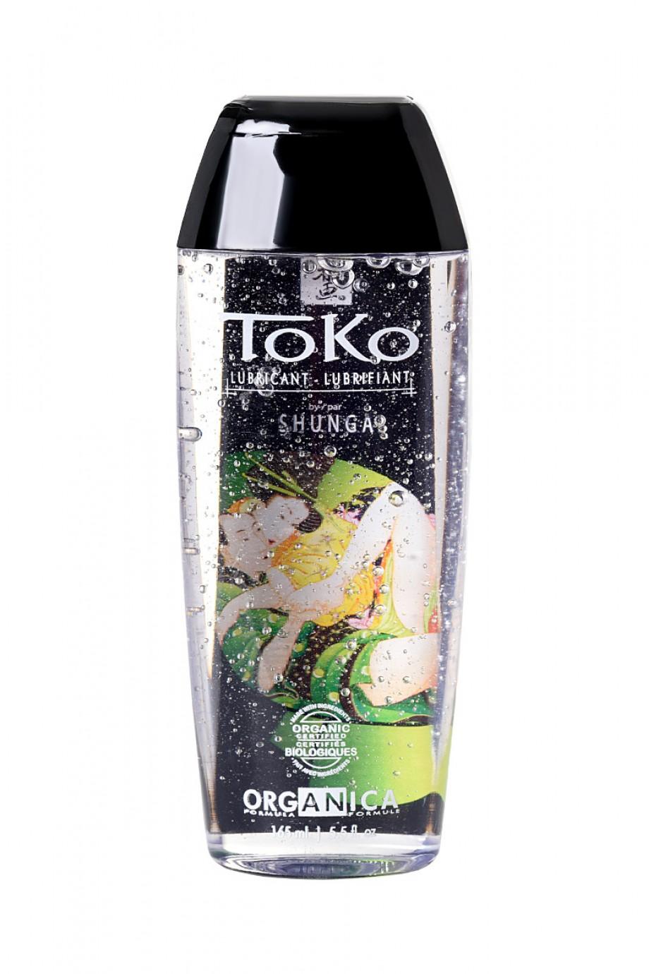 Лубрикант Shunga Toko Organica, 165 мл