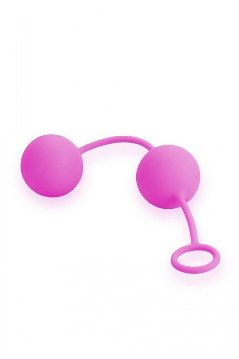 Geisha Twin Balls Deluxe розовые