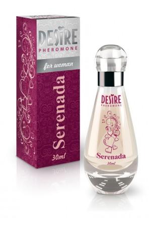 Духи-спрей, DESIRE SERENADA, De Luxу Platinum, 30 мл, женские