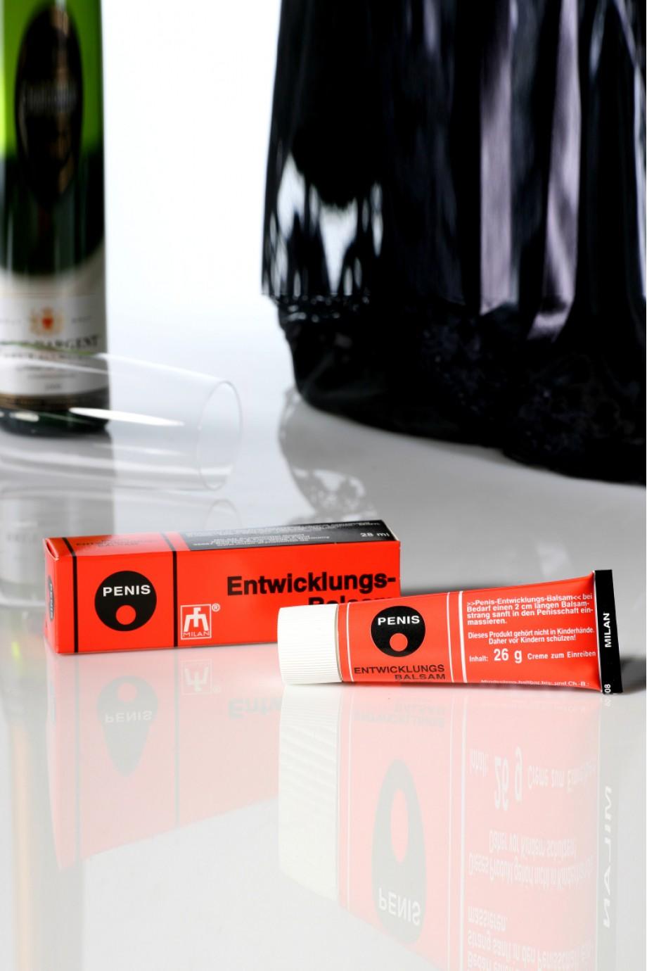 Крем для увеличения пениса Milan Entwicklungs-Balsam, 28 мл