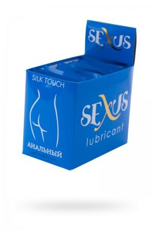 Гель-лубрикант Sexus Silk Touch Anal, на водной основе, 6 мл