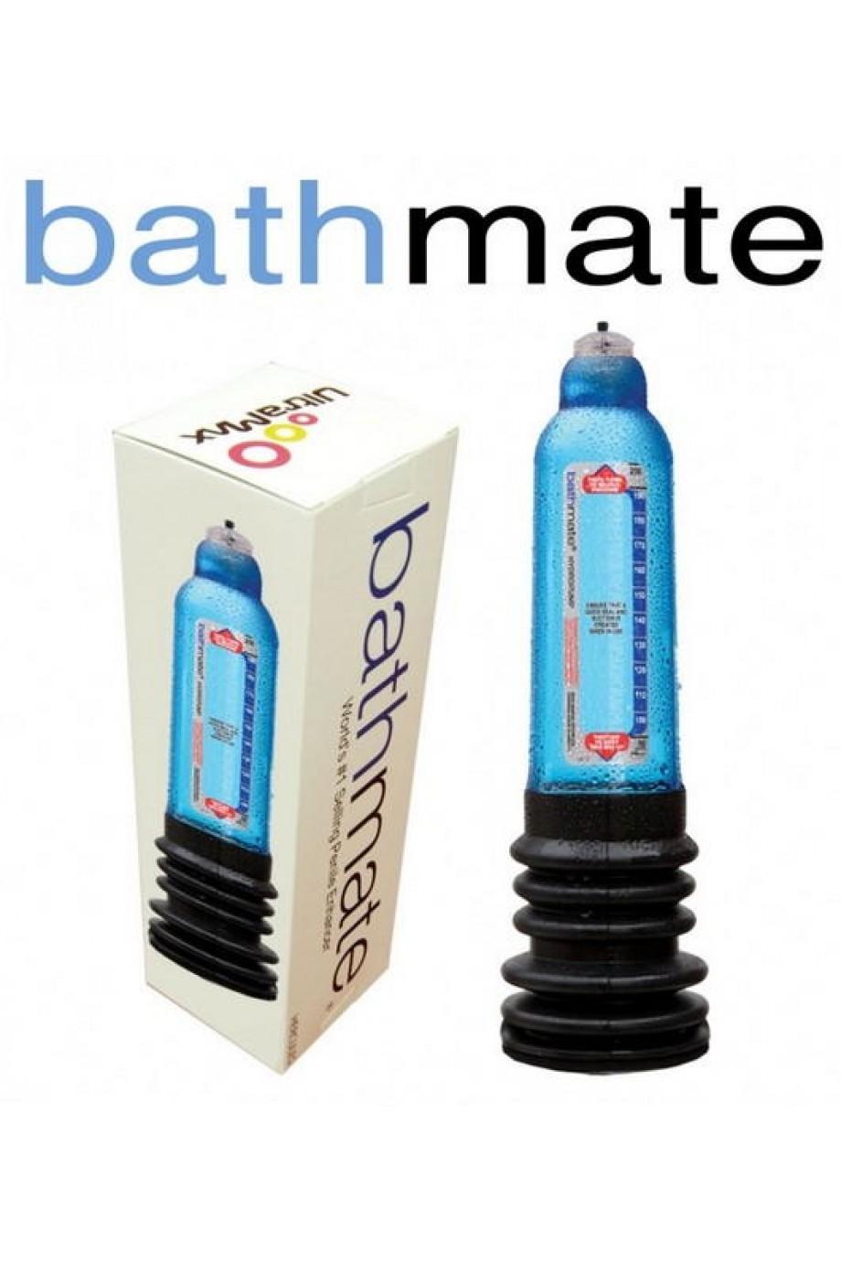 Гидронасос для увеличения полового члена Bathmate Hercules синий