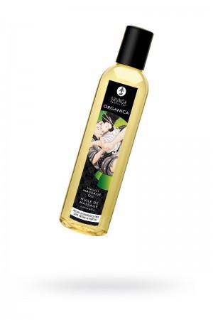 Возбуждающее массажное масло Shunga Organica Fragrance Free