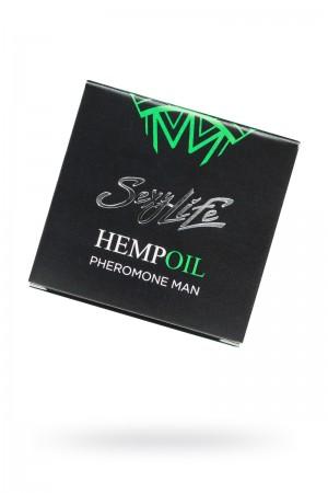 Духи с феромонами Sexy Life мужские, HEMPOIL Pheromone 5 мл