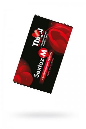Крем возбуждающий Ты и Я Sextaz-M для мужчин
