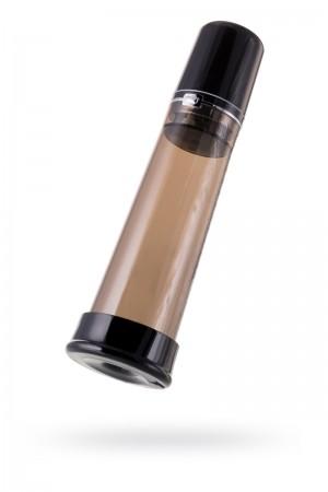 Вакуумная помпа Erotist POSEIDON, ABS пластик, чёрный, 18,5 см