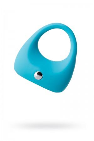 Эрекционное кольцо A-toys by TOYFA, голубой