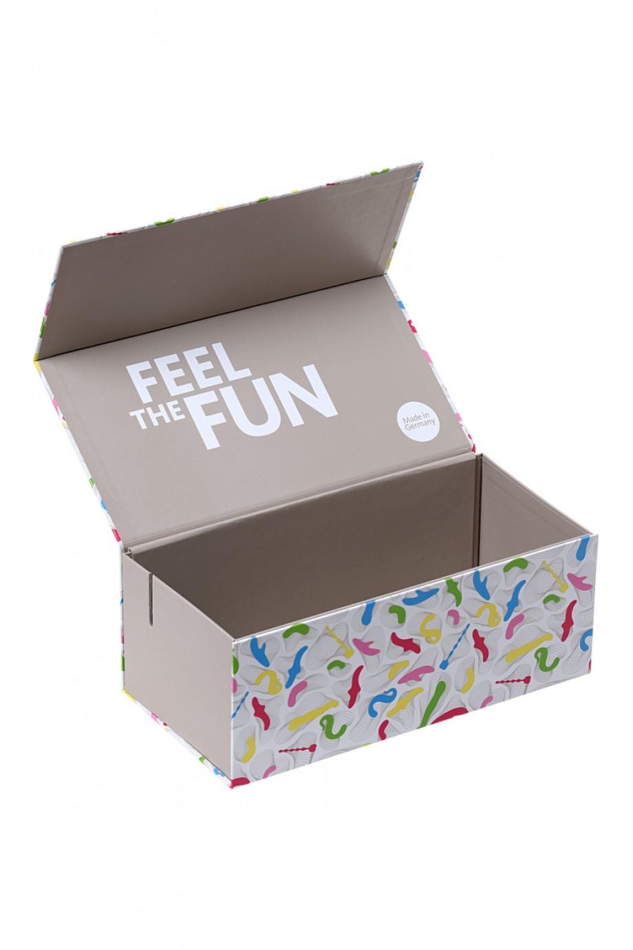 Коробка Fun Factory для хранения игрушек