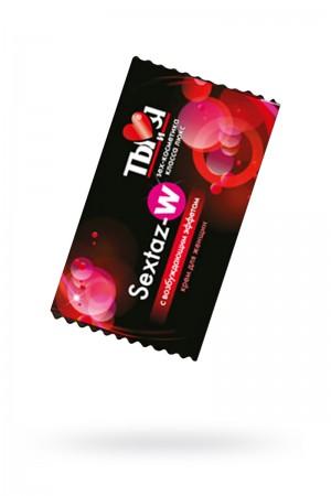 Крем возбуждающий Sextaz-W для женщин