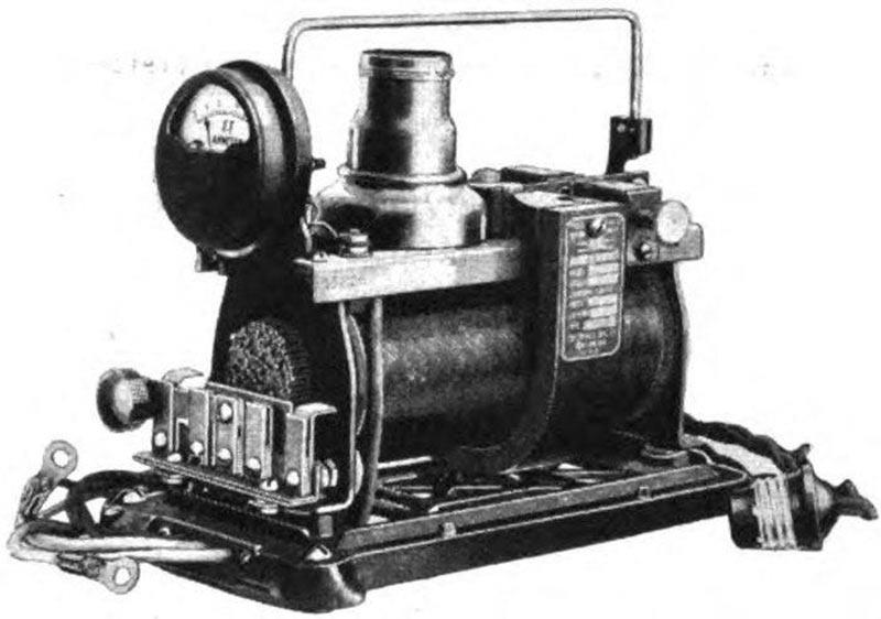 Первый вибратор