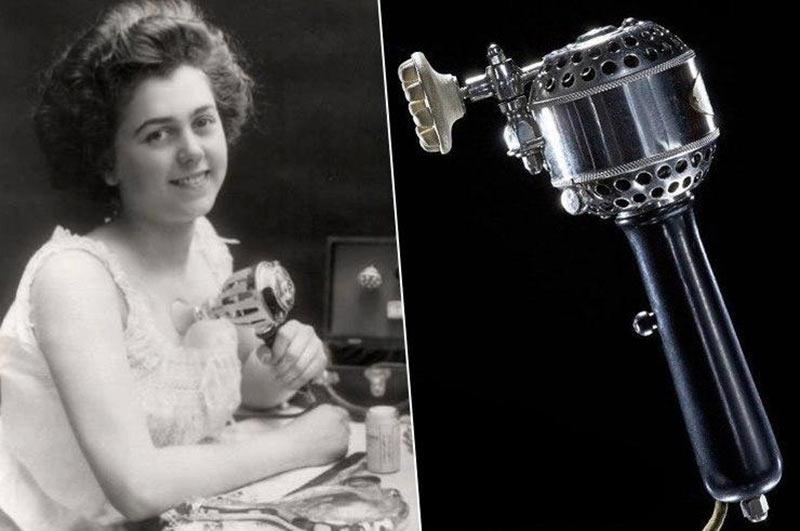 Первый электрический вибратор